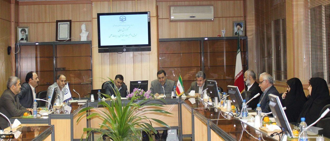 اعضاء هیئت اجرائی جذب و وظایف آنها در پژوهشگاه علوم وفناوری اطلاعات ایران