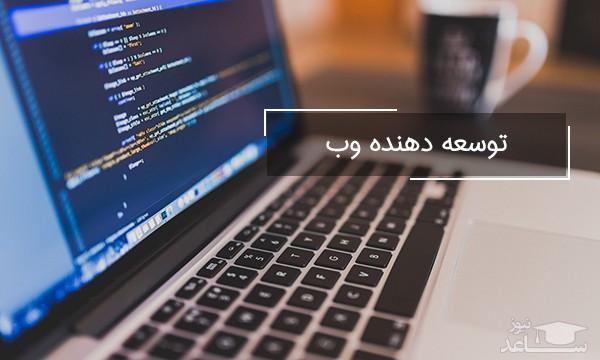 برنامه نویس وب