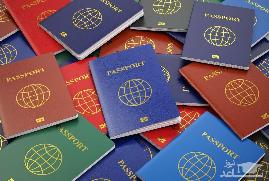 قدرتمندترین پاسپورت های جهان