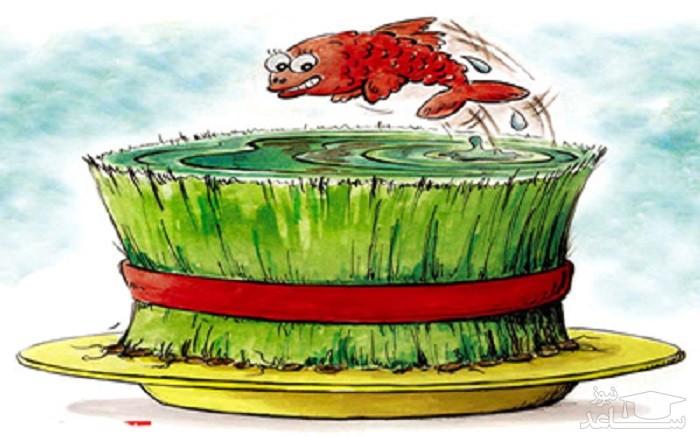 تحریم سبزه و ماهی محیط زیستی نیست!