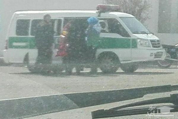 بازداشت دخترانی که قصد داشتند وارد ورزشگاه آزادی شوند!