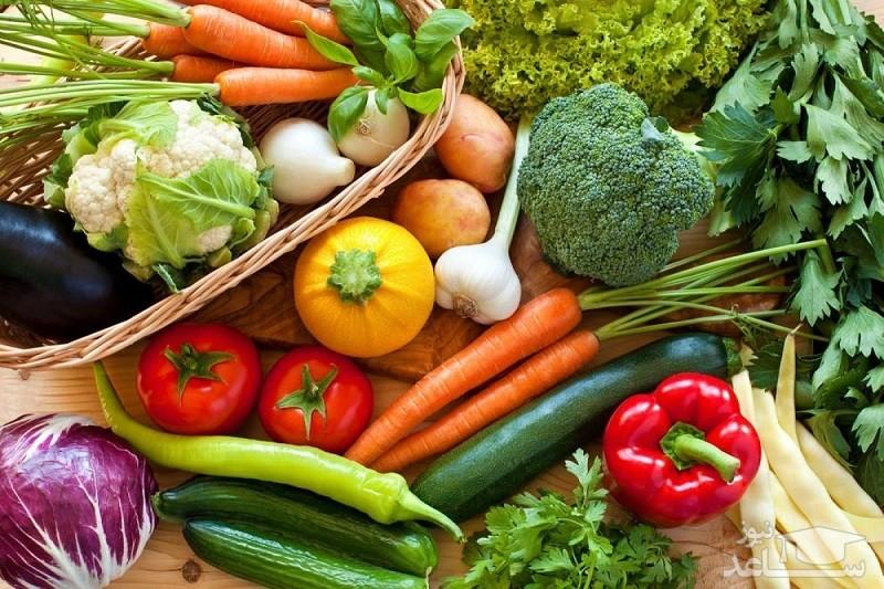 آیا مصرف میوه و سبزیجات مانع افسرگی میشود؟!