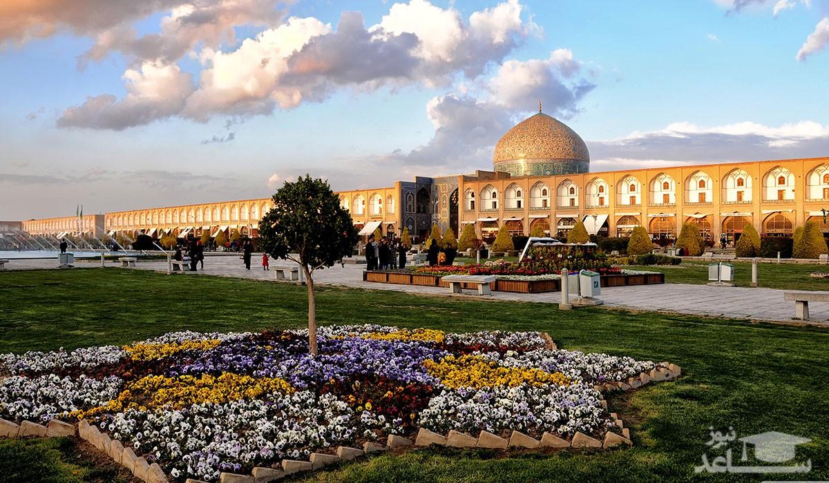 مکانهای دیدنی و گردشگری استان اصفهان