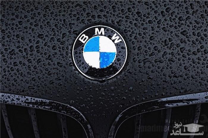 رونمایی از خودروی برقی BMW/عکس