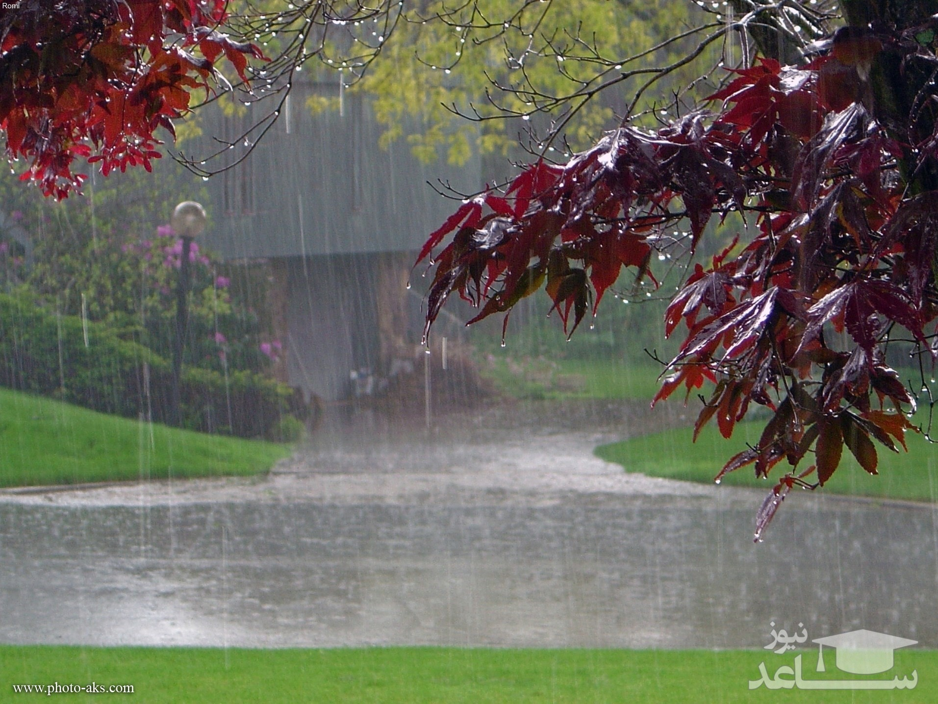 ادامه بارش برف و باران در کشور
