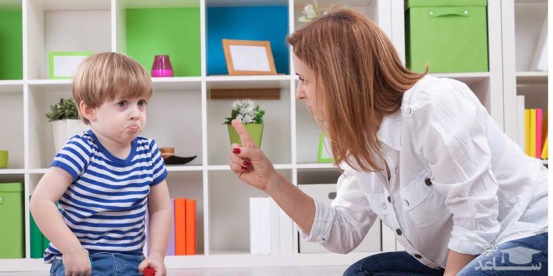 چرا کودکان حرف شنوی ندارند؟