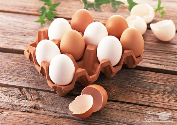 خوردن تخم مرغ برای چه کسانی مضر می باشد؟