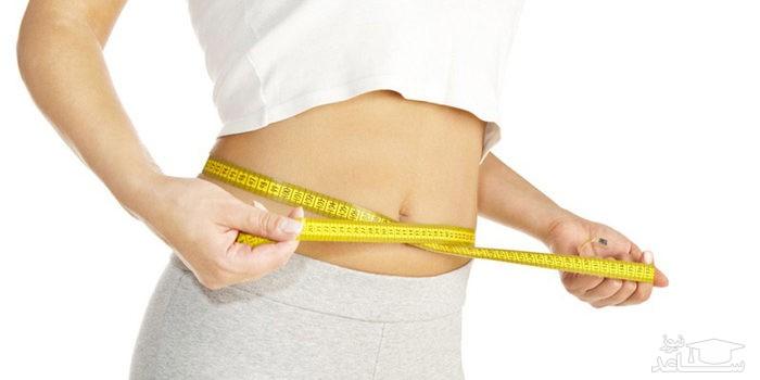 عوارض کاهش وزن سریع!