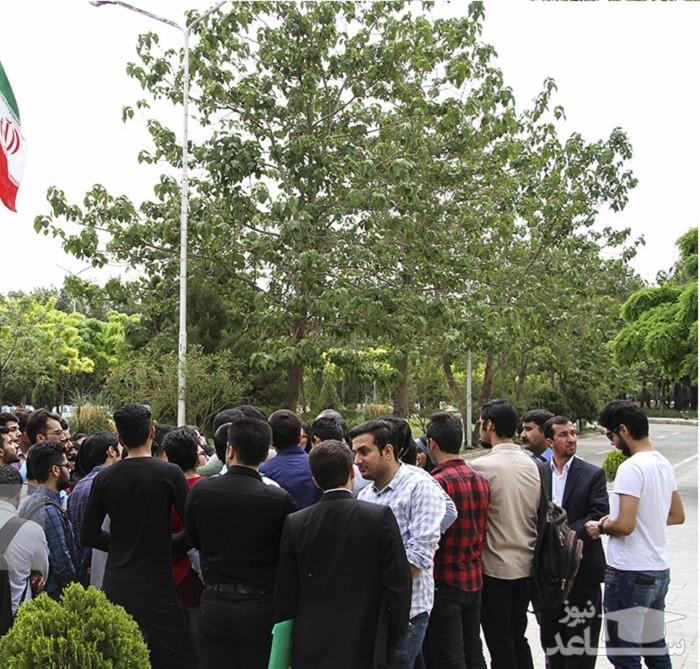 اعتراض دانشجویان دانشگاه فردوسی به کاهش سنوات تحصیلی+پاسخ مسئولان