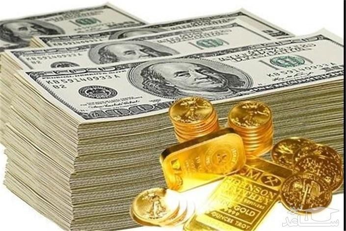 قیمت طلا و ارز در بازار امروز (۲۴ اردیبهشت)