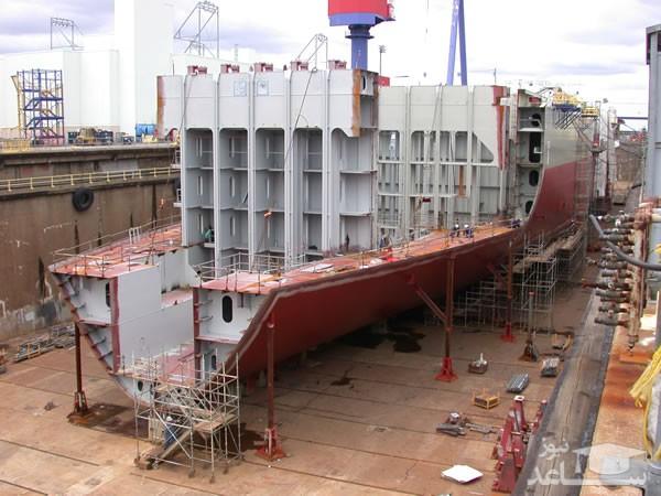 منابع و دروس مهندسی معماری کشتی و ضرایب آن در مقطع کارشناسی ارشد
