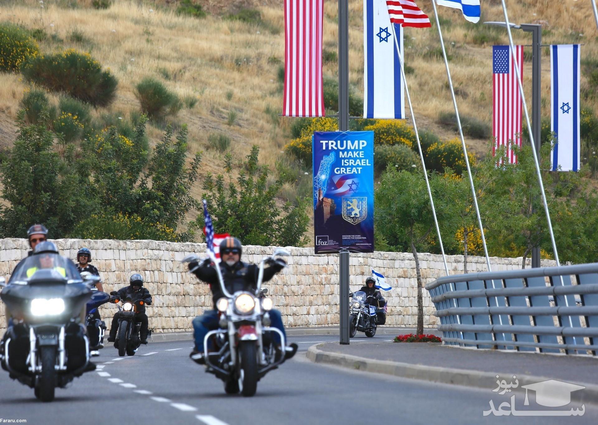 تظاهرات غزه علیه انتقال سفارت آمریکا به بیتالمقدس/ ۱۸ فلسطینی شهید شدند