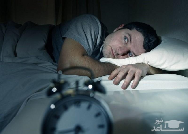 چرا بی خوابی به سراغتان می آید؟