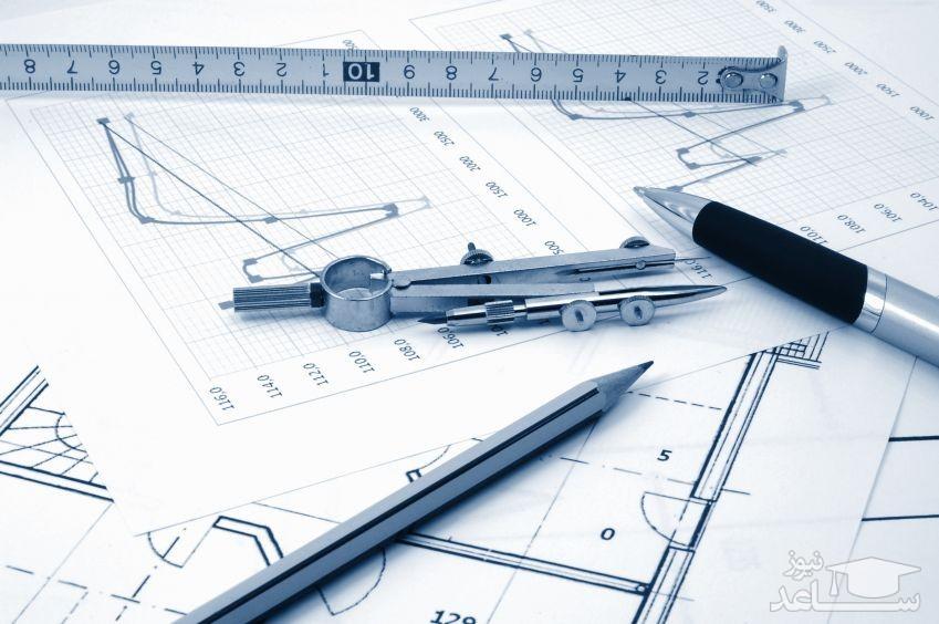 منابع و دروس مهندسی نقشه برداری و ضرایب آن در مقطع کارشناسی ارشد
