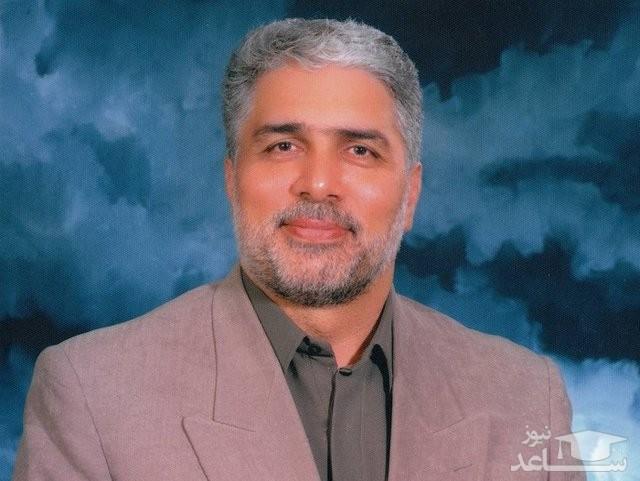 قاسم افشار گوینده خبر صداوسیما درگذشت