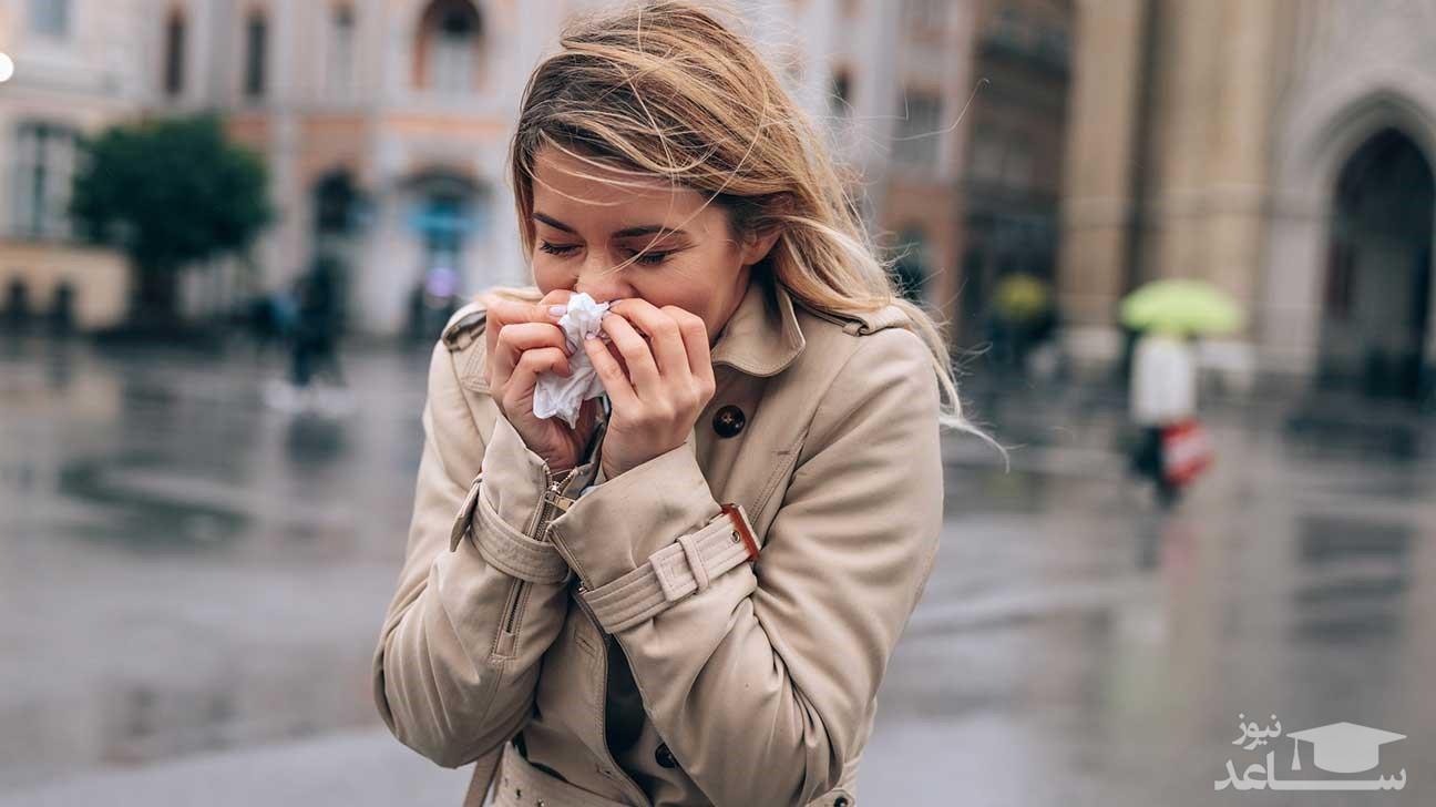 بهترین درمان برای حساسیت فصلی چیست؟