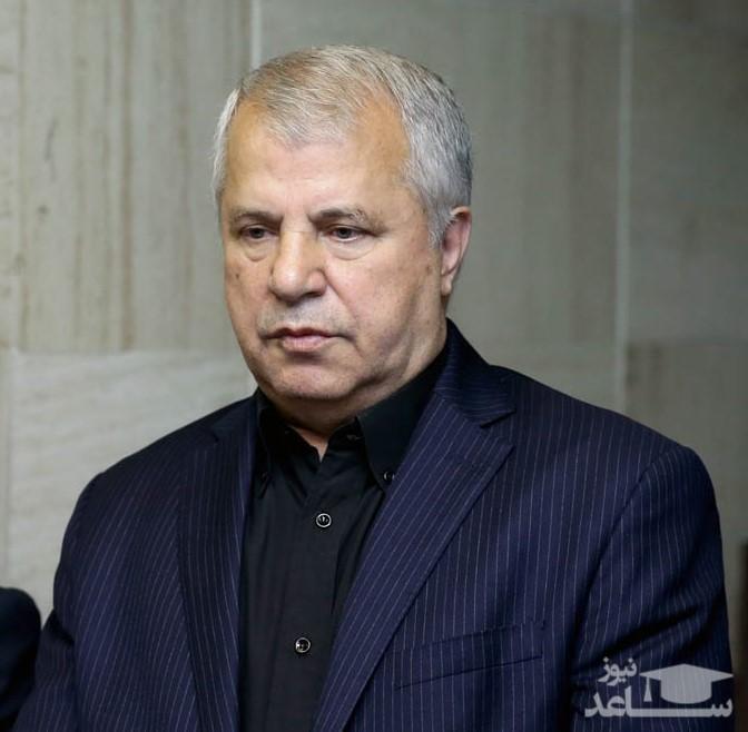 علی پروین به سوگ نشست