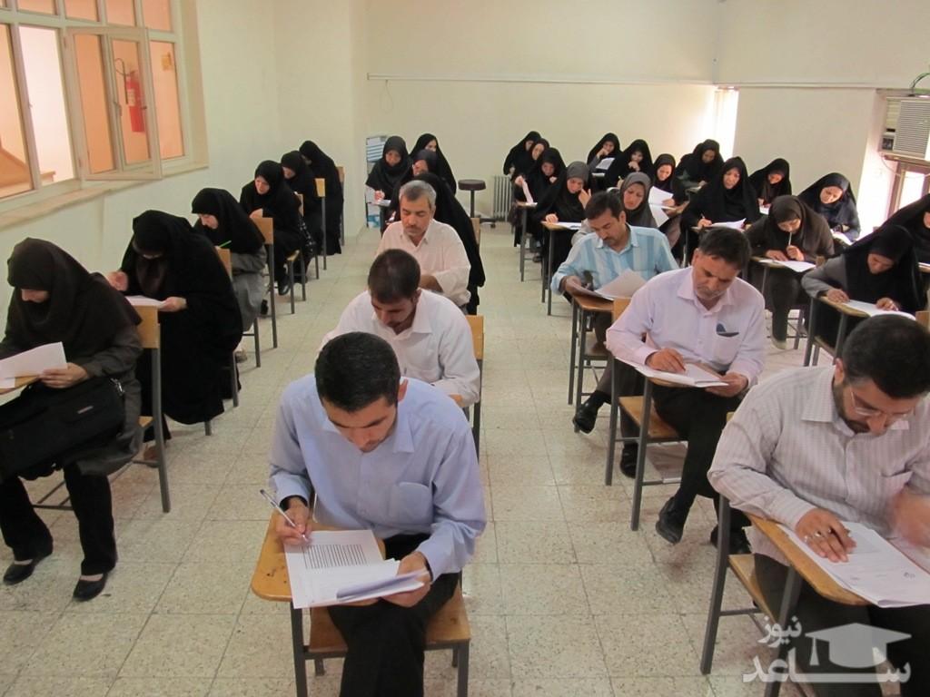 بیش از ۸۵ هزار نفر در پنجمین آزمون استخدامی کشور ثبت نام کرده اند