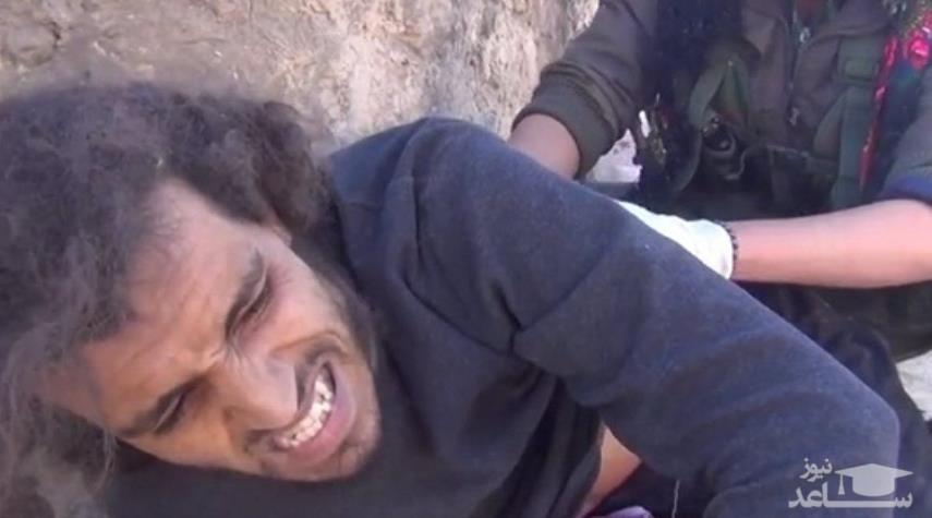 (فیلم) انتقام گرفتن زنان سوری از یک تروریست داعشی