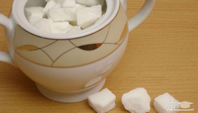 عوارض مصرف بیش از حد قند و شکر بر بدن!
