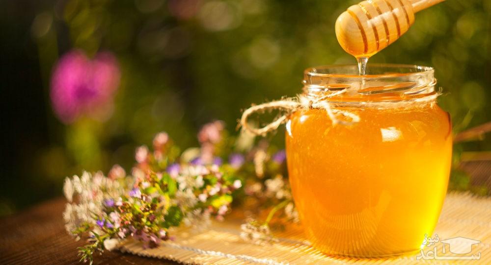 عسل درمان هر دردی است!