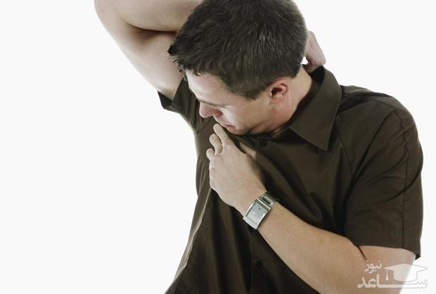 علت بوی بد عرق چیست؟