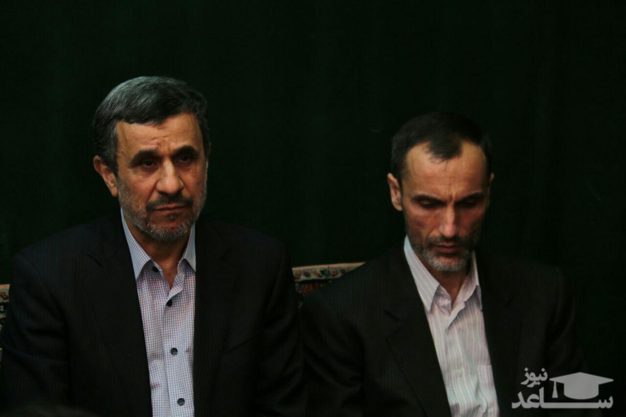 حمید بقایی به مرخصی رفت