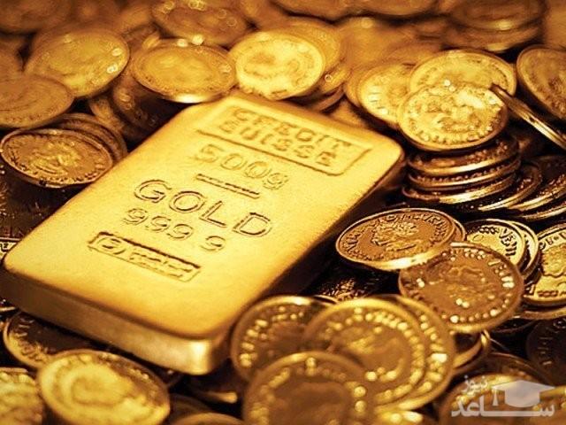 قیمت طلا و سکه در بازار امروز 97/3/21