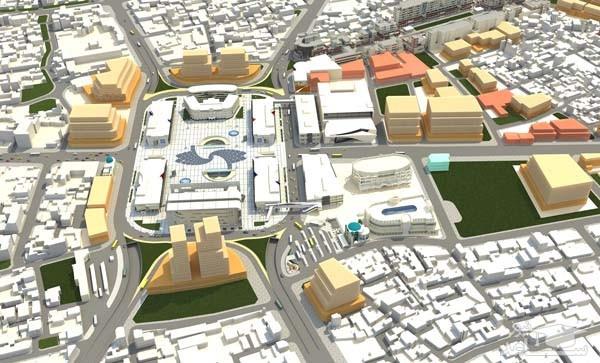آشنایی با رشته طراحی شهری و بازار کار آن