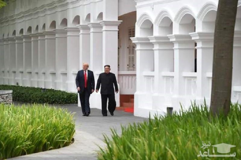 سند تاریخی بین آمریکا و کره شمالی امضا شد