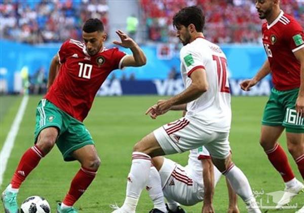 مراکش ایران