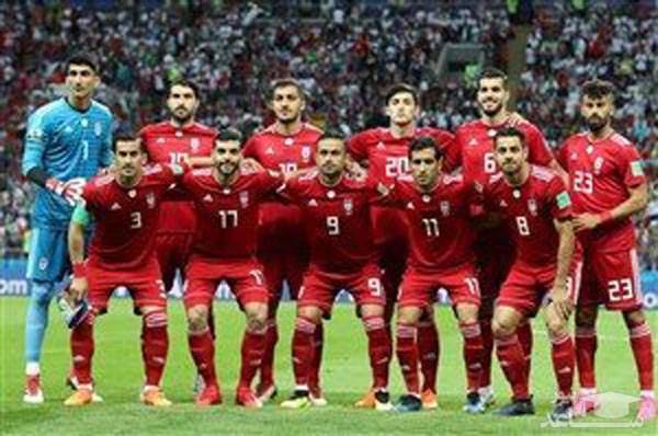 (عکس) ترکیب احتمالی تیم ایران مقابل پرتغال