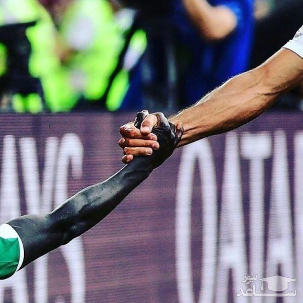 بهترین عکس جام جهانی 2018