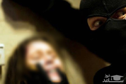 (فیلم) مبارزه دلهرهآور دختر نوجوان با مرد شیطان صفت!