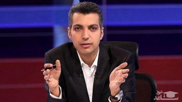 (عکس) واکنش مدیر شبکه ۳ به نامه استعفای فردوسی پور