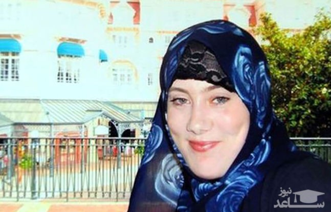 (عکس) ترکیه به خاطر این زن بیوه سفید پوست به حالت آماده باش در آمده است!