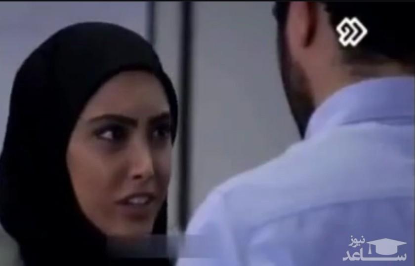 (فیلم) قسمتی ازفیلم شبکه دو که در فضای مجازی جنجال بپا کرده است!