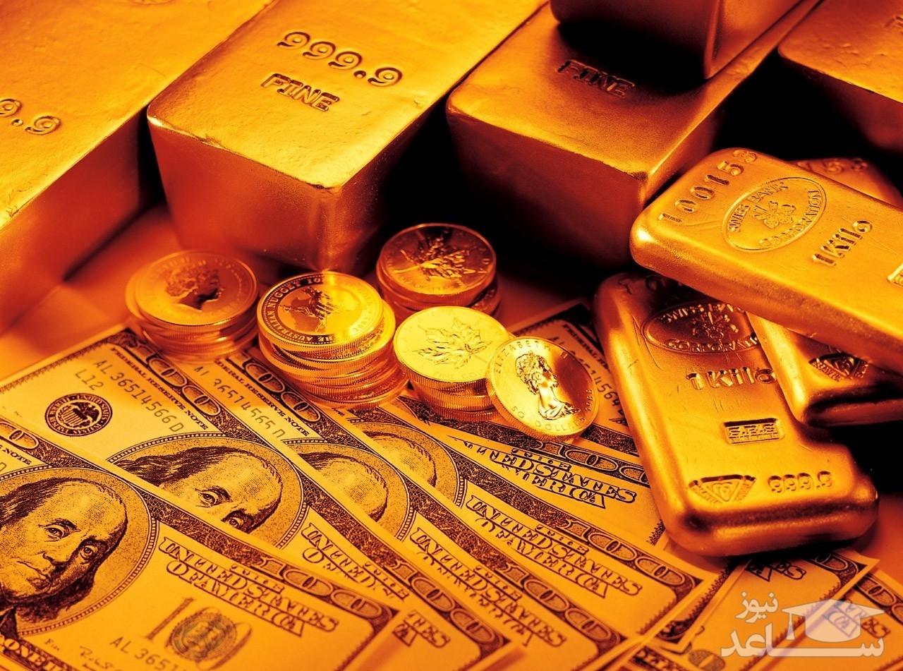 قیمت دلار، سکه و طلا امروز 20 مرداد 97 ، شنبه 1397/5/20