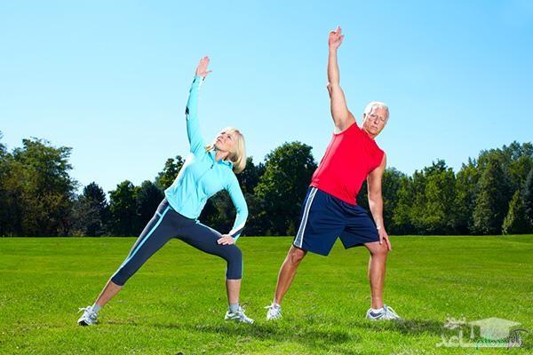 اشتباهات رایج در هنگام ورزش کردن !