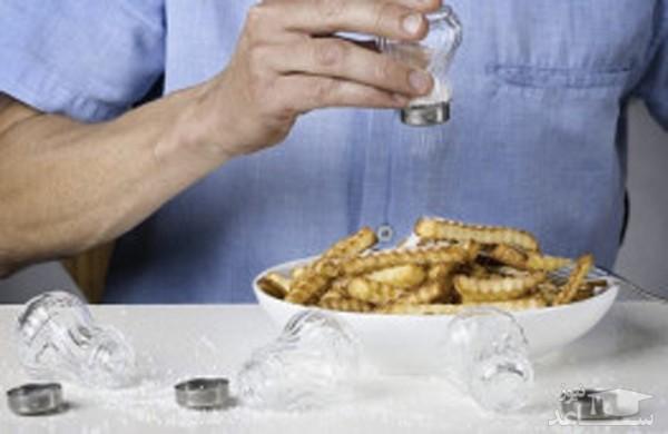 بدن ما روزانه به چقدر نمک نیاز دارد؟