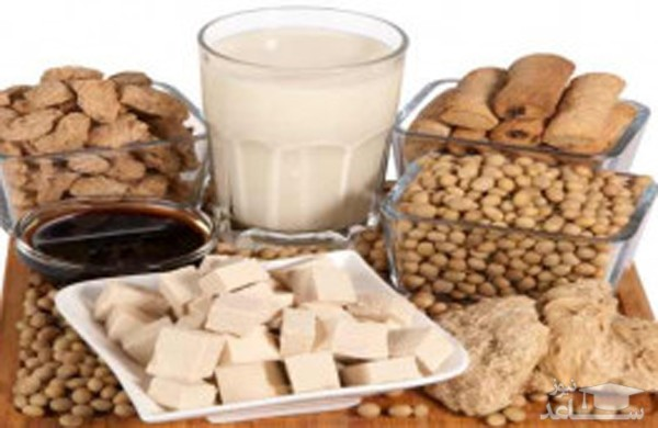 خواص بی نظیر سویا در رژیم غذایی