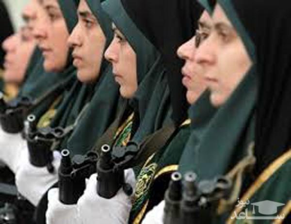 (فیلم) سربازی دختران از شایعه تا واقعیت !