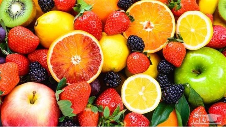 لاغر کردن شکم و چربی سوزی با میوه ها