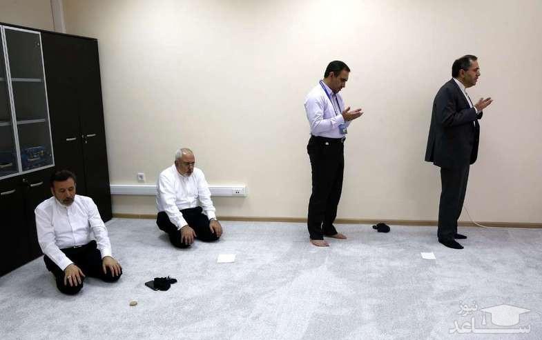 (عکس) هیات دولت حتی روی قبله هم توافق ندارند !!!