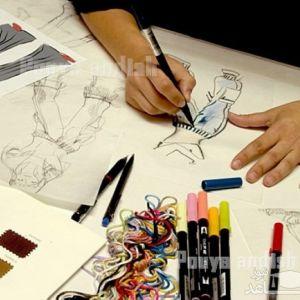 آشنایی با رشته طراحی پارچه و لباس و بازار کار آن
