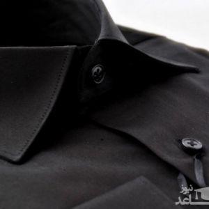 پوشیدن لباس سیاه موجب به هم خوردن هورمون ها میشود.