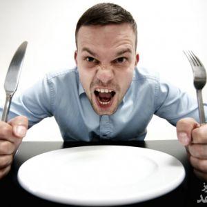 علت عصبانیت موقع گرسنگی چیست؟