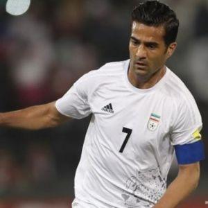 کاپیتان شجاعی در انتظار بازی مراکش