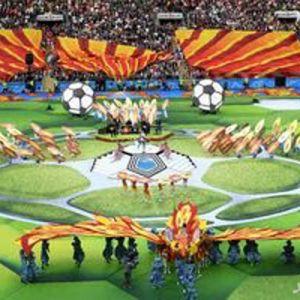 حرکت بی ادبانه و غیر اخلاقی خواننده افتتاحیه جام جهانی