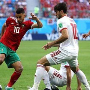 بی احترامی مراکشی ها به ایرانیان در جام جهانی 2018